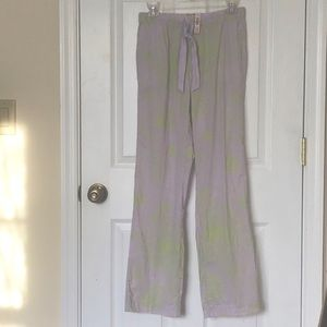 Victoria's Secret Stretch light weight cotton pant